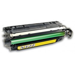Toner Giallo Compatibile Per HP CF322A (653A)