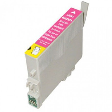Cartuccia Compatibile Light Magenta Per Epson T0486