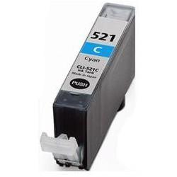 Cartuccia Compatibile Ciano Per Canon CLI521C