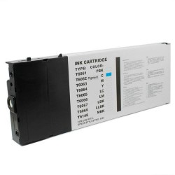 Cartuccia Compatibile Ciano Per Epson C13T606200 (T606200)