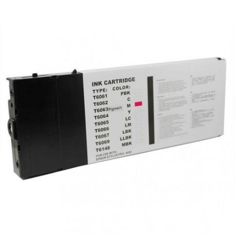 Cartuccia Compatibile Magenta Per Epson C13T606B00 (T606B00)