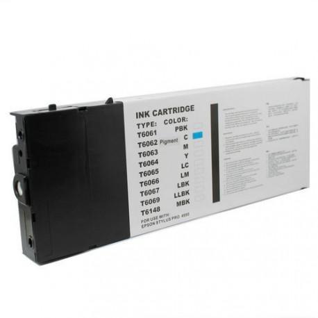 Cartuccia Compatibile Light Ciano Per Epson C13T606500 (T606500)