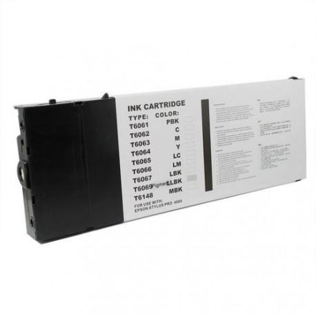 Cartuccia Compatibile Nero Light Light Per Epson C13T606900 (T606900)