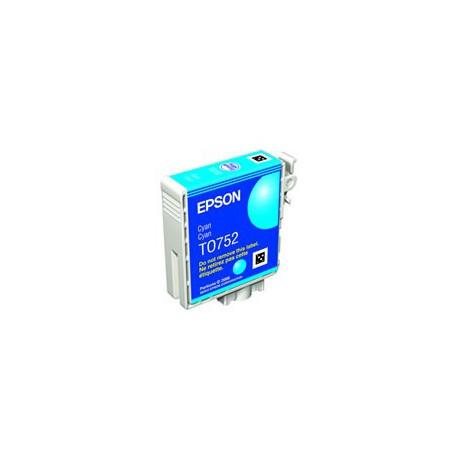 Cartuccia Compatibile Light Ciano Per Epson T081N LC