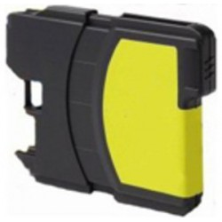 Cartuccia Compatibile Gialla XL Per Brother LC1280