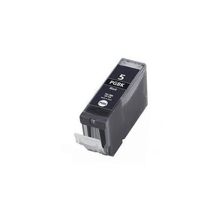Cartuccia Compatibile Nera Con Chip Per Canon PGI-5BK