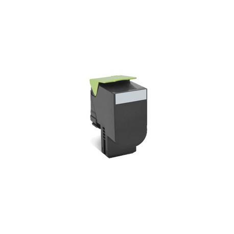 Toner Nero Compatibile Per Lexmark 70C2HK0