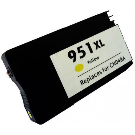 Cartuccia Compatibile Gialla Per Hp CN048AE