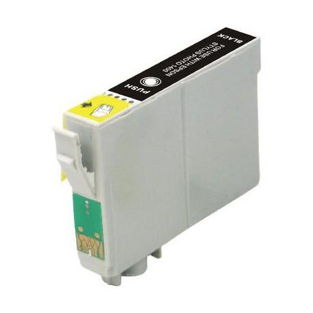 Cartuccia Compatibile Nera Matte Per Epson T0548