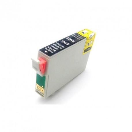 Cartuccia Compatibile Nera Photo Per Epson T0871