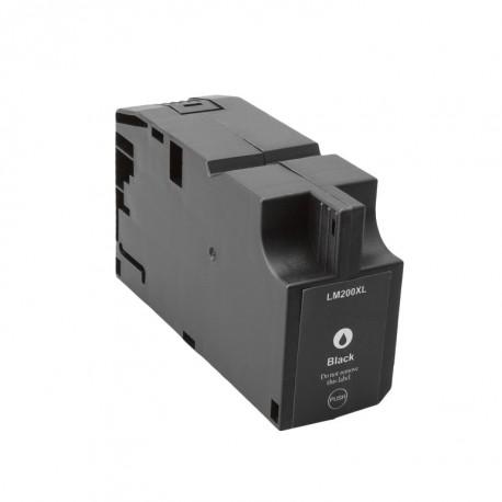 Cartuccia Compatibile Nera Con Chip Per Lexmark 14L0197 (200 XLA)