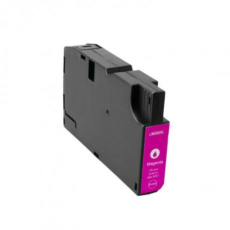 Cartuccia Compatibile Magenta Con Chip Per Lexmark 14L0199 (200 XLA)