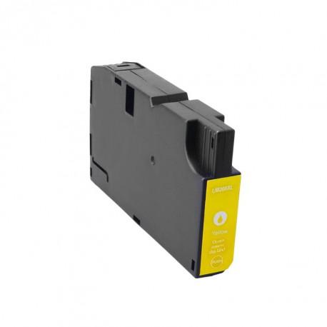 Cartuccia Compatibile Gialla Con Chip Per Lexmark 14L0200 (200 XLA)