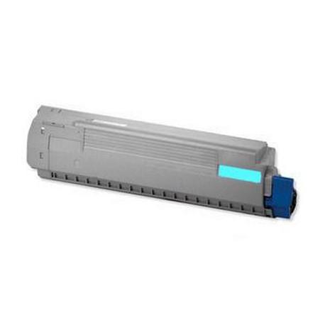Toner Ciano Compatibile Per Oki 448445087