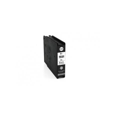 Cartuccia Compatibile Nera Per Epson T7551 C13T755140
