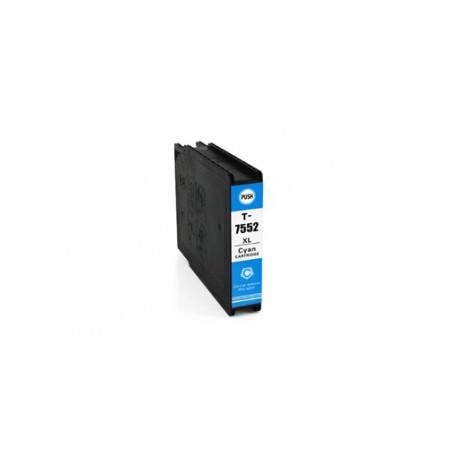 Cartuccia Compatibile Ciano Per Epson T7552 C13T755240