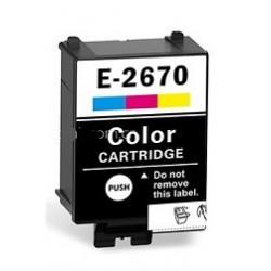 Cartuccia Compatibile Colore Per Epson C13T26704010