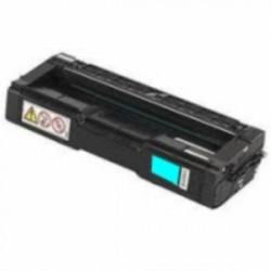 Toner Ciano Compatibile Con Ricoh 407544