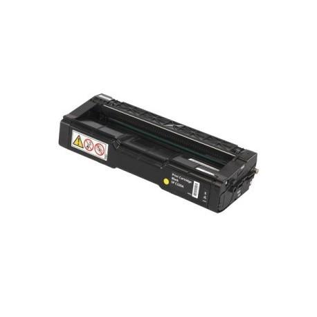 Toner Giallo Compatibile Con Ricoh 407546