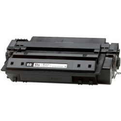 Toner Nero Compatibile Per Hp Q7551A