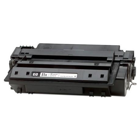 Toner Nero Compatibile Per Hp Q7551A
