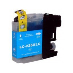 Cartuccia Compatibile Ciano Per Brother LC225