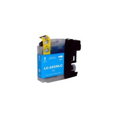 Cartuccia Compatibile Ciano Per Brother LC225