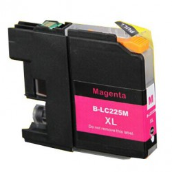 Cartuccia Compatibile Magenta Per Brother LC225