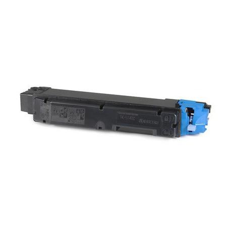 Toner Ciano Compatibile Per Kyocera TK-5135