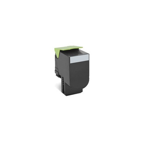Toner Nero Compatibile Per Lexmark 80C2SK0