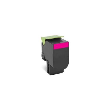 Toner Magenta Compatibile Per Lexmark 80C2SM0