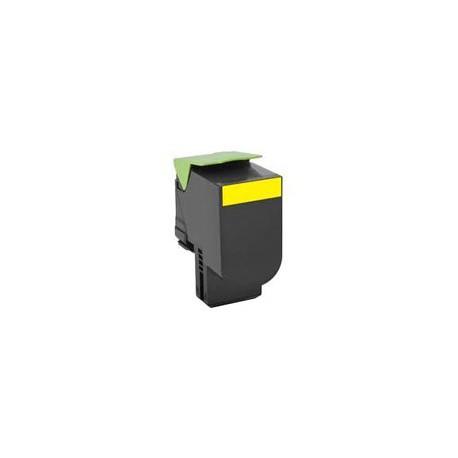 Toner Giallo Compatibile Per Lexmark 80C2SY0