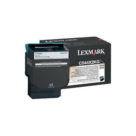 Toner Nero Compatibile Per Lexmark C544X2KG