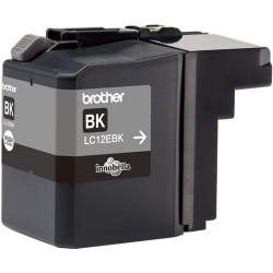 Cartuccia Compatibile Nera Per Brother LC12E BK