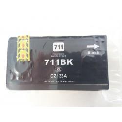 Cartuccia Compatibile Nero Pigmentato Per HP 711 (CZ133A)