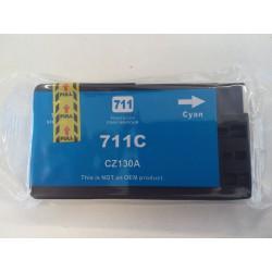 Cartuccia Compatibile Ciano Pigmentato Per HP 711 (CZ130A)