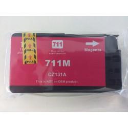 Cartuccia Compatibile Magenta Pigmentato Per HP 711 (CZ131A)
