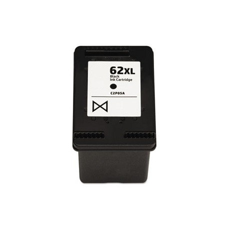 Cartuccia Nera Rigenerata HP 62 XL (C2P05AE)