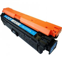 Toner Ciano Compatibile Per Hp CE741A