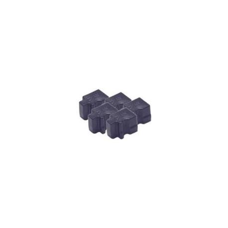 5 Ink Sticks Compatibili Ciano Xerox 0162-04500