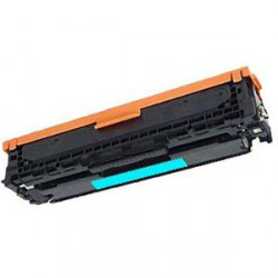 Toner Compatibile con HP 410X CF411cx ciano