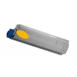 Toner Giallo compatibile con Cartucce Oki 43865729