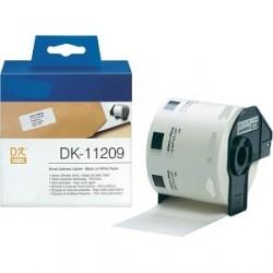 DK 11209 Rotolo Etichette 62mmX29mm 800psc Bianco