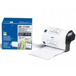 DK 11240 Rotolo Etichette 102mmX51mm 600psc Bianco