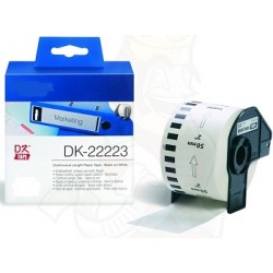 DK 22223 Rotolo Etichette 50mmX30.48m Bianco