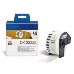 DK 22225 Rotolo Etichette 38mmX30.48m Bianco