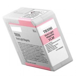 Epson T8506 Light Magenta Cartuccia Compatibile