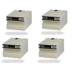 Epson T7441 SuperPack di 4 Cartucce Compatibili Nero