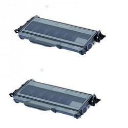 Bipack Toner Nero Compatibile Con Brother TN-2310 TN-2320