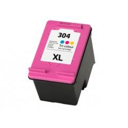 Cartuccia Tricolor Rigenerata HP 304 XL (N9K07AE)